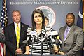 Nikki Haley Hurricane Matthew Press Conference 1 (30034464531).jpg