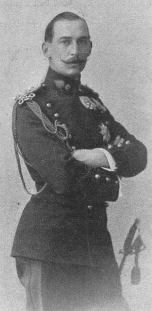 Prince Nicholas of Greece and Denmark