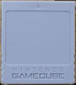 Nintendo sort GameCube en 2001 150px-Nintendo_GameCube_memory_card