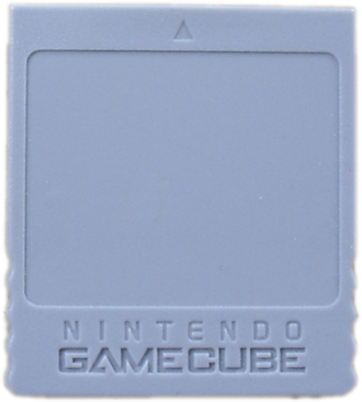 GameCube - Memory Card 59