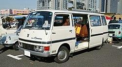 Nissan E20 Caravan