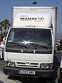 Nissan LKW ~ Torremolinos.JPG