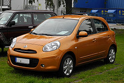 Nissan micra wikipedia for Nissan juke cabrio
