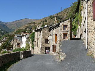 Nohèdes Commune in Occitanie, France