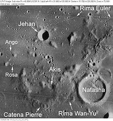 罗莎陨石坑