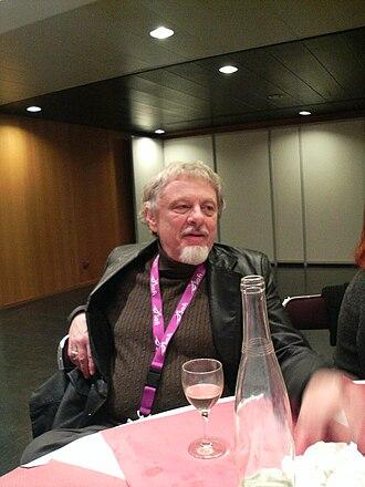 Norman Spinrad - Spinrad at Utopiales in 2006
