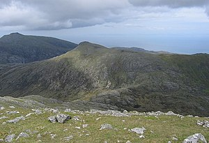 North east ridge of Beinn Mhor. - geograph.org.uk - 15940.jpg