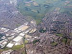 Northern Dunstable from the air (geograph 4547146).jpg