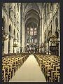 Notre Dame, interior, Paris, France-LCCN2001698530.jpg