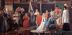 Giudice of Arborea - Marriage of Eleanor and Brancaleone.