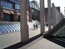 Straße der menschenrechte von nw 17 oktober 2003