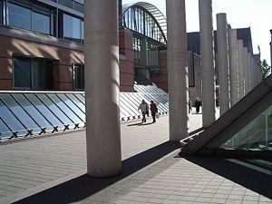 Way of Human Rights - Straße der Menschenrechte von NW (17. Oktober 2003)