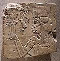 Nuovo regno, xviii dinastia, rileivo con le figlie di amenhotep III e tiye, dalla tomba di cheruef (TT 192) a tebe ovest.jpg
