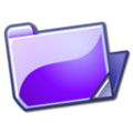 Nuvola filesystems folder violet open.png