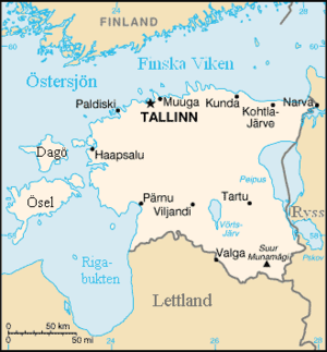 estland karta Estlands geografi – Wikipedia estland karta