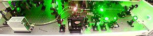 Ultrashort pulse laser - Ultrashort Ti:sapphire pulse amplifier ODIN