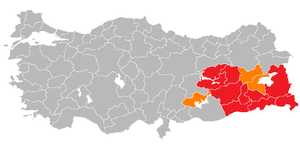 Kurdish–Turkish conflict (1978–present) - Wikipedia