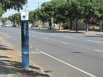 Torrens Road, Adelaide - Torrens Road, Ridleyton