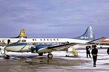 鹿特丹海牙机场-统计-OO-BIA DH114 Heron 1 Sabena RTM 10JAN68 (6812669405)