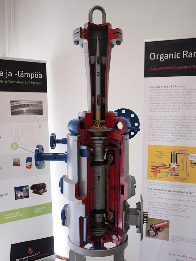 Organic Rankine cycle - Wikiwand