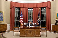 Obama edits speech before announcing death of Osama bin Laden.jpg