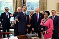 Obama signing the Fair Sentencing Act.jpg