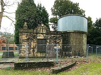 John Dillwyn Llewelyn - Observatory built by John Dillwyn Llewelyn