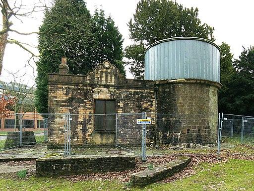 Observatory at former Penllergare Estate - geograph.org.uk - 1764608