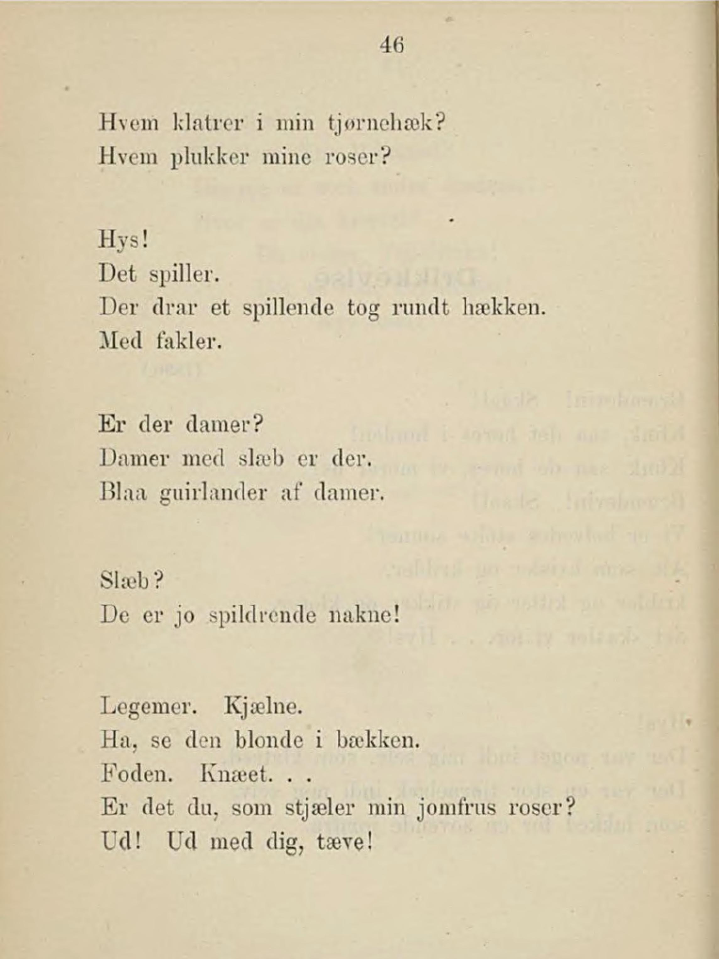 vakre nakne damer grove dikt