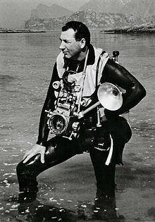 vintage scuba Diving equipment