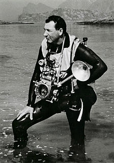 History of scuba diving History of diving using self-contained underwater breathing apparatus