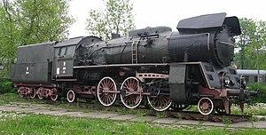 PKP class Ol49 - PKP Ol49-44 in Chabówka