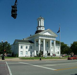 Madison County Courthouse (Kentucky) United States historic place