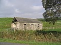Old building by the B7068 - geograph.org.uk - 261490.jpg