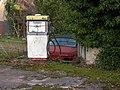 Old petrol pump, Pen-y-fan - geograph.org.uk - 262364.jpg