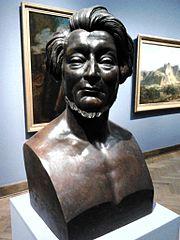 Popiersie Adama Mickiewicza