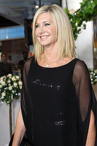 Olivia Newton-John - Newton-John in Sydney, Australia 2012