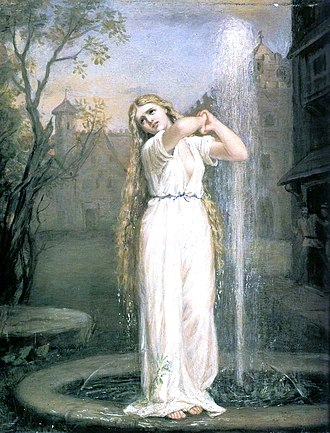 John William Waterhouse - Image: Ondine (Waterhouse)
