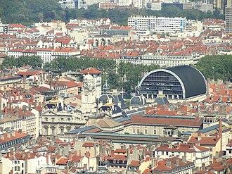 Rhône-Alpes - Lyon