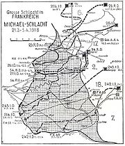 Operation Michael 1918