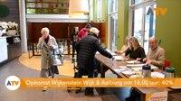 File:Opkomstpercentage verkiezingen in Altena op landelijk gemiddelde - Altena TV.webm