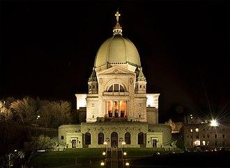 Lucien Parent - Image: Oratoire Saint Joseph du Mont Royal 3