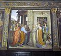 Oratorio superiore di s. bernardino, beccafumi, sposalizio della vergine, 1518, 01.JPG