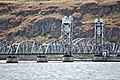 Oregon Trunk Rail Bridge, lift span down - viewed from the northwest.jpg