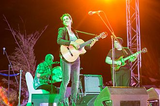 Cairo Festival City - Souad Massi at The Marquee