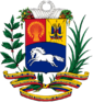 Original Coat of arms of Venezuela