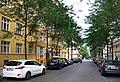 Orlická street, Praha, north part II.jpg