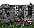 Orlová, hřbitov, památník obětem 2. světové války (2).JPG