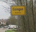 Ortsschild Eisingen DIN-Engschrift.jpg