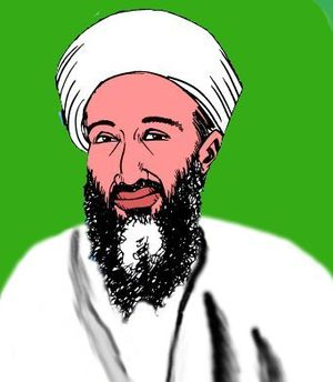 """In fact, Osama bin Laden is a pilot of Americ..."